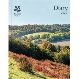 National Trust 2020 Deluxe Diary