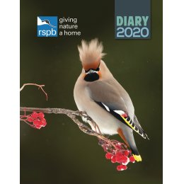 RSPB Inspiring Nature 2020 Deluxe Diary
