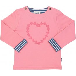 Kite Daisy Heart Sweatshirt
