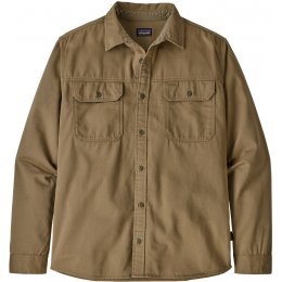 Patagonia Mens Long Sleeved Four Canyons Twill Shirt