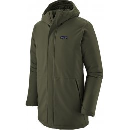 Patagonia Mens Alder Green Lone Mountain Parka