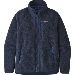 Patagonia Mens Retro Pile Jacket - Neo Navy