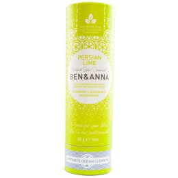 Ben & Anna Natural Deodorant - Persian Lime - 60g