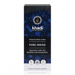 Khadi Herbal Hair Colour - Pure Indigo  - 100g