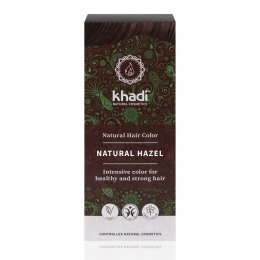 Khadi Herbal Hair Colour - Natural Hazel  - 100g