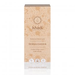 Khadi Herbal Hair Colour - Henna, Senna/Cassia - 100g