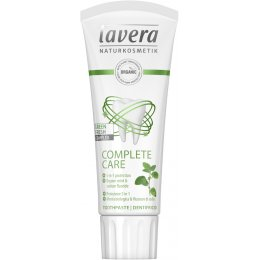 Lavera Basis Sensitiv Complete Care Toothpaste with Fluoride - Mint - 75ml