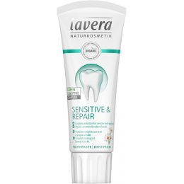 Lavera Senstive & Repair Toothpaste with Fluoride - 75ml
