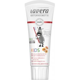 Lavera Basis Sensitiv Fluoride Free Kids Toothpaste - 75ml