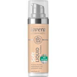 Lavera Soft Liquid Foundation - 30ml