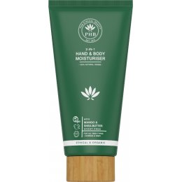 PHB Ethical Beauty Hand & Body Moisturiser with Mango & Shea Butter - 150ml