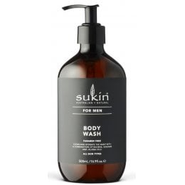 Sukin For Men Bodywash - 500ml