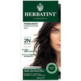 Herbatint Permanent Hair Dye - 2N Brown - 150ml