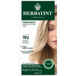 Herbatint Permanent Hair Dye - 9N Honey Blonde - 150ml