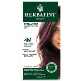 Herbatint Permanent Hair Dye - 4M Mahogany Chestnut - 150ml