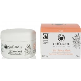 Odylique 3 in 1 Maca Mask - 48g