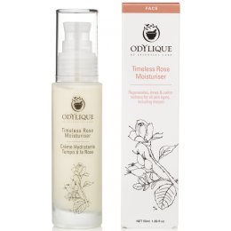 Odylique Timeless Rose Moisturiser - 50ml