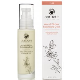 Odylique Avocado 24H Replenishing Cream - 50ml