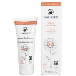 Odylique Natural Sunscreen SPF 30 - 100ml