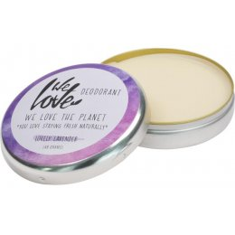 We Love the Planet Natural Deodorant Cream - Lavender - 48g
