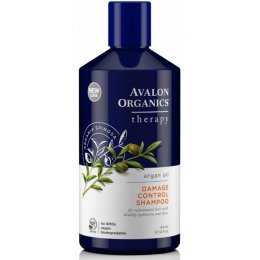Avalon Organics Damage Control Shampoo - 414ml
