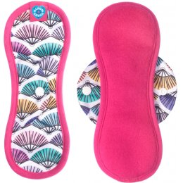Bloom & Nora Reusable Sanitary Pad - Bloom Flirt - Midi
