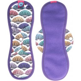 Bloom & Nora Reusable Sanitary Pad - Bloom Flirt - Mighty