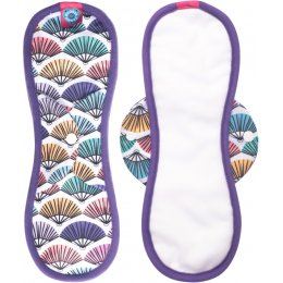 Bloom & Nora Reusable Sanitary Pad - Nora Flirt - Mighty
