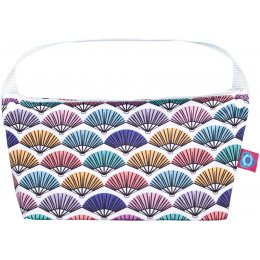 Bloom & Nora Bathroom Bag - Flirt