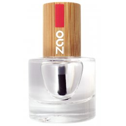 Zao Nail Polish Duo Top & Base Coat - 8ml