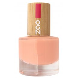 Zao Nail Polish - Peach Fizz - 8ml