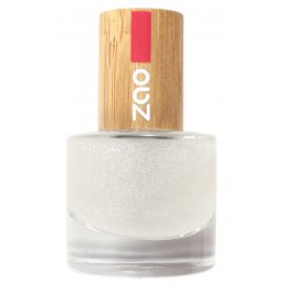 Zao Nail Polish - Glitter Top Coat - 8ml