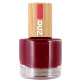 Zao Nail Polish - Passion Red - 8ml