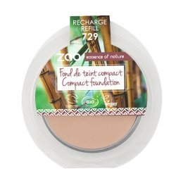 Zao Compact Foundation Refill - 6g