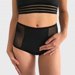 FLUX Period-Proof Underwear - Hi-Waist Light