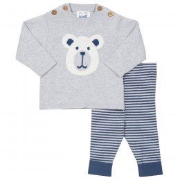 Kite Beary Knit Set