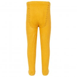 Kite Baby Mustard Cable Rib Tights