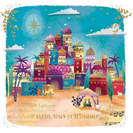 Bethlehem Charity Christmas Cards - Pack of 10