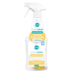 Ocean Saver Bottle for Life Kitchen Cleaner Starter Pack