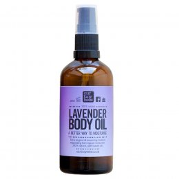 Our Tiny Bees Lavender Body Oil - 100ml
