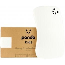 Panda Toddler Memory Foam Bamboo Pillow