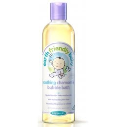 Earth Friendly Baby Organic Bubble Bath - Chamomile - 300ml