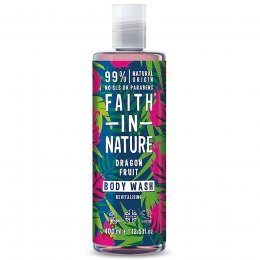 Faith in Nature Dragon Fruit Body Wash - 400ml