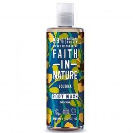 Faith in Nature Jojoba Body Wash - 400ml