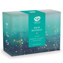 Green People Skin Retreat Comfort & Clarity Collection Gift Set