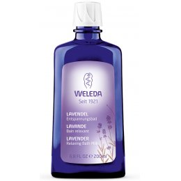 Weleda Lavender Relaxing Bath Milk - 200ml