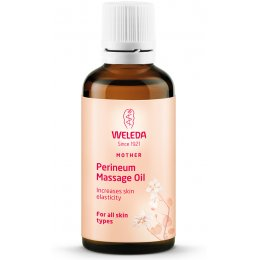 Weleda Perineum Massage Oil - 50ml