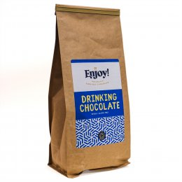 Enjoy Vegan Drinking Chocolate - 1kg