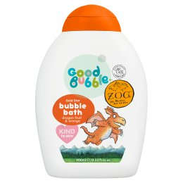 Good Bubble Zog Dragon Fruit & Orange Bubble Bath - 400ml