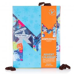 Montezumas Milk Chocolate Alternative Vegan Advent Calendar - 144g